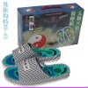 Massage magnetic health slippers