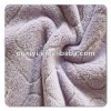 Hot sale Printed 100% Polyester coral fleece fabric