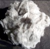 Chinese brown dehaired and washed/scoured cashmere fiber