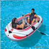 PVC inflatable double fishing boat EN71 approved