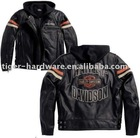 Racing leather jacket Men's Enthusiast 3-in-1 Leather Jacket 97070 M-XXL