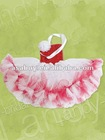 Cute Colorful Tulle 2 Year Girl Baby Clothes