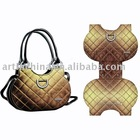 interchangeable bag , handbag , lady's bag