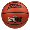 7# PU Laminated Basketball Stebell 9B7-306