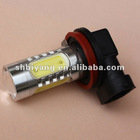 16w high power H8 led auto bulb