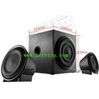 2.1 Bluetooth wireless Speaker CT-W330BT
