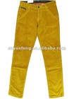 men's new design casual simple basic style long pants manufacturer