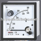 DF-96-A DF-72-A Series Panel Meter