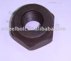 steel fasteners hex Nuts DIN934 JIS ZINC