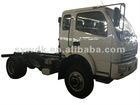 Right hand drive 4x4 dump truck