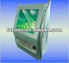 indoor wall mounted touch screen kiosk