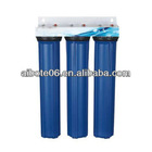 "20"" PP+GAC+CTO Under Sink kitchen water filter with three Stage"