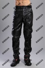 DUHAN Dk-05 pu leather motorcycle pants