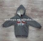 Stock fleece jacket for boys sherpa lining cheap