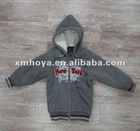 Stock fleece jacket for boys sherpa lining cheap