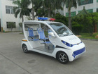 LT_S4.PAC 4 Seater Light Electric Patrol Cart