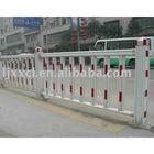 sell PVC road fence, vinyl fence plastic fence