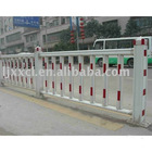 sell PVC road fence, vinyl fence plastic fence
