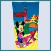 100% Cotton Velour Reactive Printed kids hooded towel pattern
