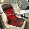 car heating cushion, auto heated seat cushion, heat pad