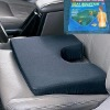 N Shaped Orthopedic Memory Foam Seat Cushion