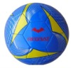 Two color printed PVC toy football