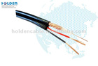RG59 +2 power wires coaxial high quality