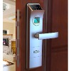 Digital Touch Screen Biometric Door Lock D1918F