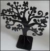 Acylic Jewelry Tree Display