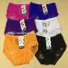 0.39USD New Arrival Yough Girls High Quality Sexy& Fashional Gauze Transparent Panties(kcnk008)