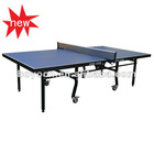 Double-folded wheel table tennis table-BYPQ0308