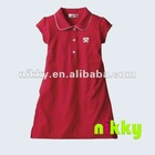2012 Hot Selling!!! children's dress girls, fashion dress for kids with high quality cheap price