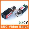 Waterproof UTP CAT5 cable BNC video balun