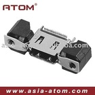 SMT Straight Female 19Pin HDMI connector