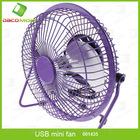 Ultra-quiet Design 360 Degree Protable Mini USB Fan Air Cooler