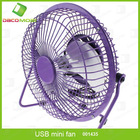 Ultra-quiet Design 360 Degree Protable Mini USB Fan Air Cooler