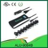 Thin Lcd Universal Charger Auto_USB_LCD 3 in1