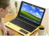 10.2 inch Mini laptop S30 ATOM N2600 1.66GHZ 160GB SATA HDD 1.3Mp camera WiFi Laptop notebook