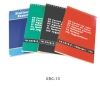 XBC-13 SOFTCOVER NOTEBOOK