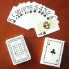 pvc playing card