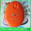 hot pad electric hand warmer 1800mAh li battery heater with CE & ROHS approved