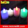 LED Candle colorful ligthing