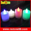 LED Candle colorful ligthing