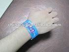 5~20cm Waterproof PVC PET 125 KHz/ 13.56 MHz Passive RFID Wristband Bracelets