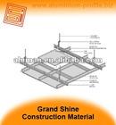 Aluminium Lay-in Ceiling
