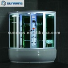 (Integrated shower sauna room) Steam shower sauna roomSR-612