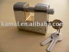 Armour Plated brass locks