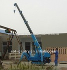 Goodcost mini cranes ,used mini crane, used mini crawler crane