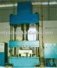 Nonmetallic packs heat press machine
