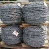 Electric Galvanized Barbed Wire